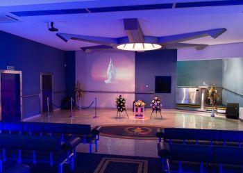 Sala wielowyznaniowa (multimedialna)